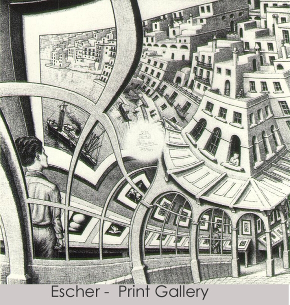 escher print gallery