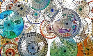 Lotsumbrellas