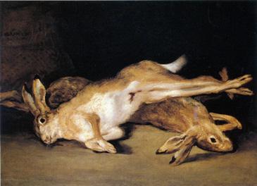 Goya_Liebres_muertas